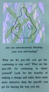 healing info green